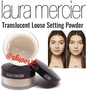 2/$25 Laura Mercier Translucent Setting Powder